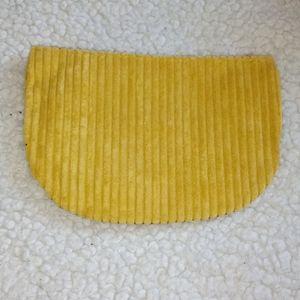 Ipsy corduroy bag